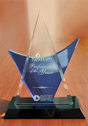 NextGen Professional of the Year Award
