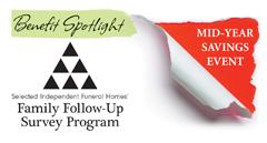Family Follow-Up Survey Program Mid-Year Savings Event Deadline