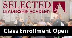 Selected Leadership Academy 2020-22 Class Enrollment Opens