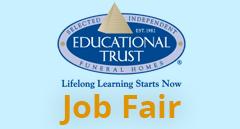 Trust Onsite Job Fair - Worsham College of Mortuary Science