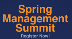 2021 Spring Management Summit - In-Person