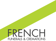 French Funeral Homes Logo